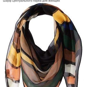 "Accessories - Drew Barrymore Silk square scarf 34""*34"""